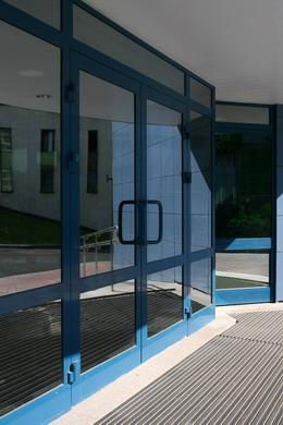 Алюминиевые двери Система ALT C48