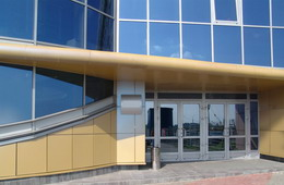 Алюминиевые двери Система ALT W62